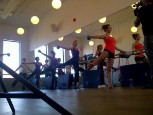 Image taken from Barreworks Facebook
