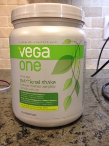 vega one all in one nutritional shake review
